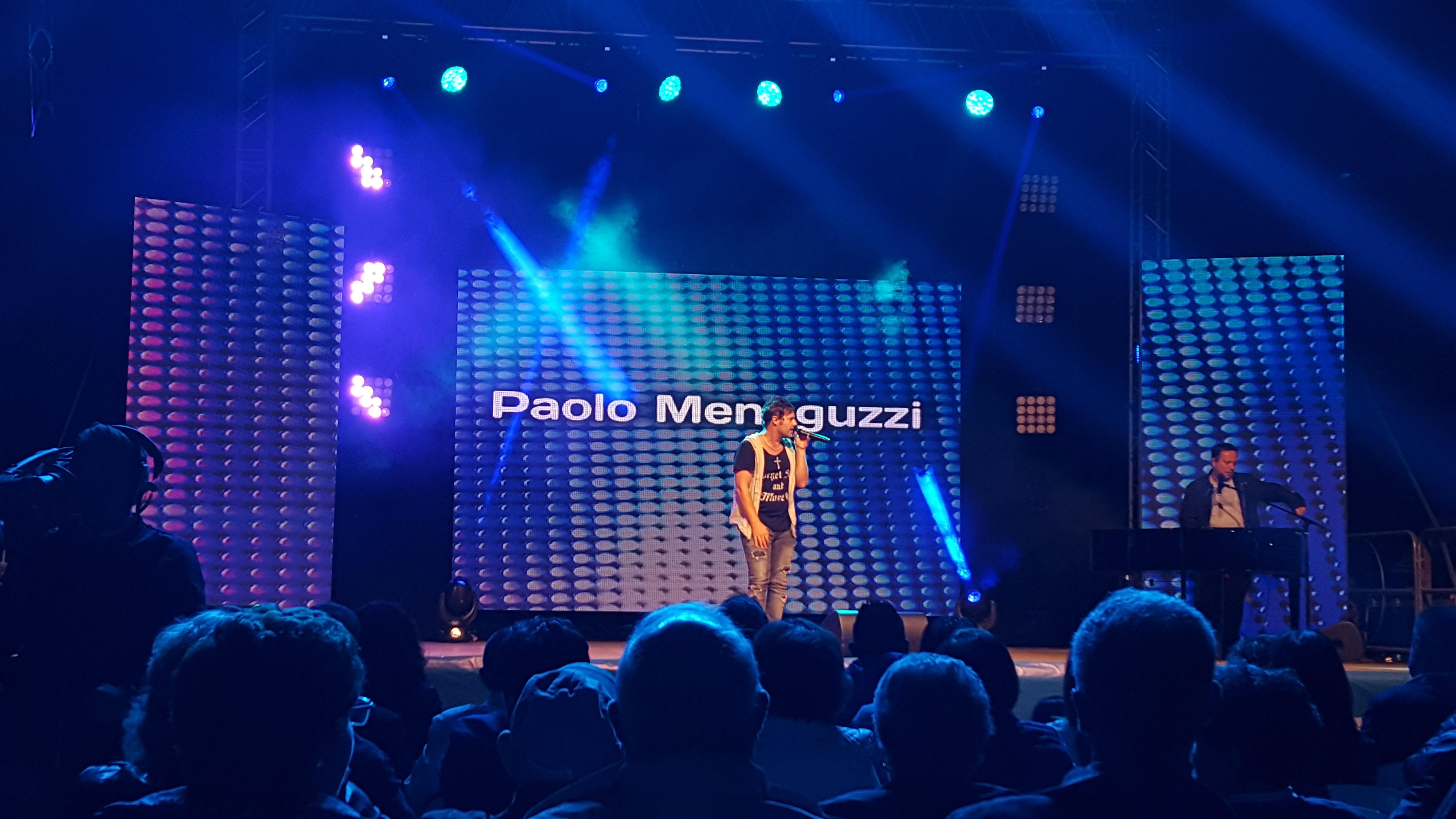 Paolo Meneguzzi Petralia PA